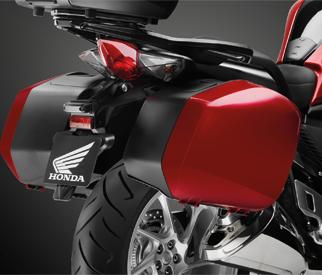 Honda VFR 1200 F Valige