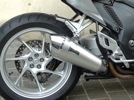 Honda VFR 1200 F scarico DAM