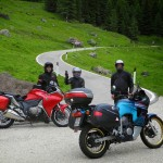 Route to Passo Manghen