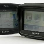 Navigatori moto: TomTom Rider e Garmin Zumo 340
