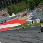 Favolosa doppietta Ducati un Austria