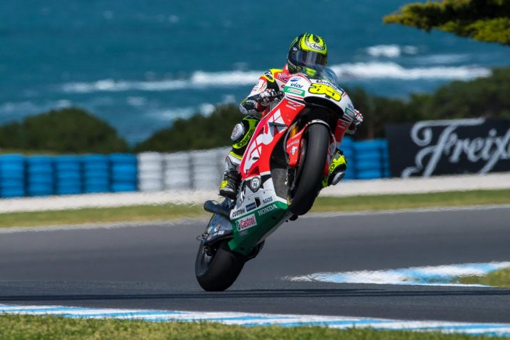 Crutchlow vince a Phillip Island