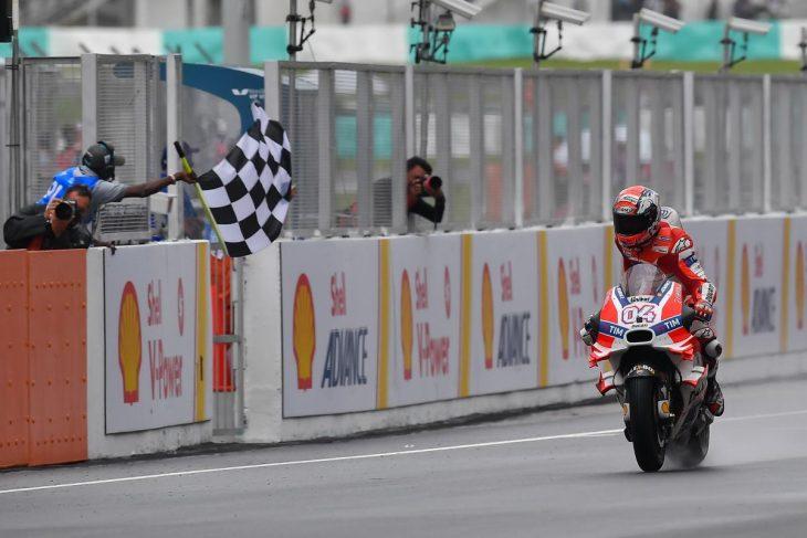 MotoGP Malesia 2016, Andrea Dovizioso