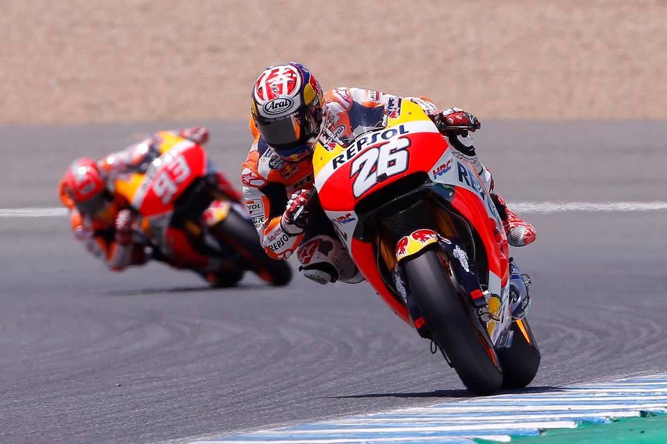 Pedrosa vince il GP di Spagna