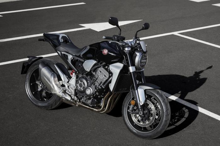 Nuova Honda CB1000R 2018