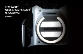 Honda Neo Sport Cafè